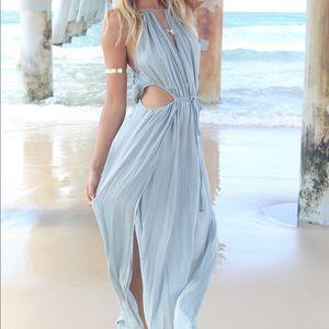 Sabo Skirt Maxi Dress